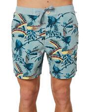 The Critical Slide Society Men's La Punta Beach Short Blue Size 36 RRP $79.95