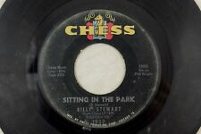 Billy Stewart - Soul Chess 45 RPM - Sitting In The Park/Once Again K5