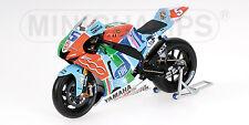 1:12 Minichamps Yamaha YZR-M1 Colin Edwards MotoGP Assen 2007 No Rossi RARE NEW