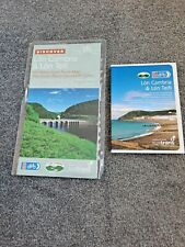 Lon cambria & lon teifi guide book and map