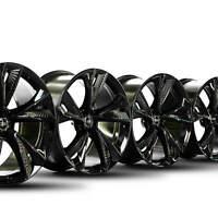 4x Audi 22 Zoll Felgen RS7 RS6 4K C8 Alufelgen 4K0601025BC Struktur Design NEU