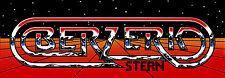 Berzerk arcade marquee stern