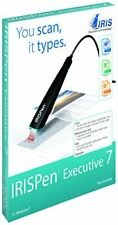IRIS IRISPen Executive 7 USB Pen Scanner 130+ Multilingual
