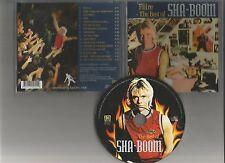 SHA BOOM - Fiiire the best of CD RARE AOR OOP DAG FINN STAGE DOLLS SHA-BOOM MHR