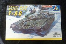 DRAGON ITALERI 260 Soviet Main Battle Tank Model Kit 1/35 scale