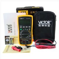 VC77 Process Calibrator Analog Output 0-20mA Simulate Transmitter 24v multimeter