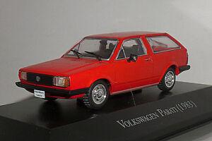 IXO 1/43 VOLKSWAGEN PARATI 1983 diecast model