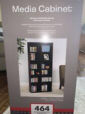 Atlantic 38435719 Oskar Media Cabinet - Espresso