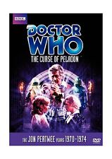 Doctor Who: The Curse of Peladon (Story 61) Free Shipping