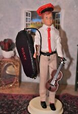 """Vintage NM Ricky Barbie VHTF """"Saturday Show"""" #1502 65 Complete GREAT With EXTRAS"""