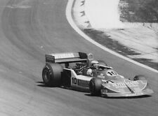 Ian Scheckter. March 771. French GP 1977. Vintage F1 photo. L584