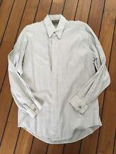 Versace Classic V2 Camisa Vintage 15.5 M 40