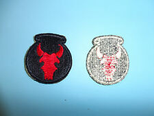 b4057 Original WW 2 US Army ssi 34th Infantry Division patch
