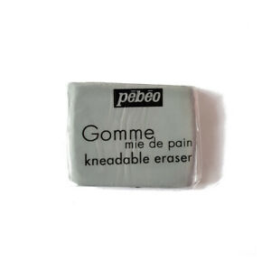 Pebeo Artists Kneadable Putty Rubber Eraser - For Pencil, Charcoal & Pastel