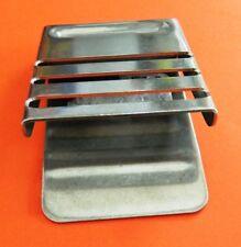 Fibbia in metallo per cintura sub ricambio larghezza 5cm subacquea CTF09