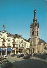 Chimay -- Grand' Place et Collégiale. (2 scans)