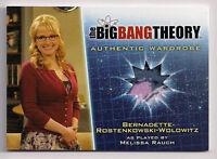 Big Bang Theory Season 5 Costume Card M19 Bernadette Rostenkowski-Wolowitz