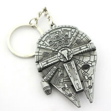 Star Wars Pendant Key Chain keyring Keychain Charm Gift New Spaceship Logo Metal
