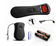 Gingtu wireless Timer Remote Cord N1 per Nikon D800 D700 D300 D300s D200 D100