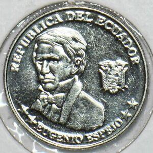 Ecuador 2000 10 Centavos BU 903809 combine shipping