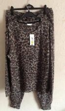 New M/&S Marks /& Spencer Ladies Aqua Fleece Snuggly Soft Nightdress Spotty 10-22