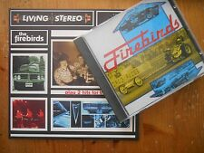 "Surf/Garage CD & 7"" THE FIREBIRDS from Groningen, Holland released in 2000 HEAR"