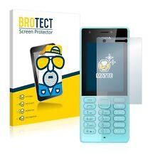 2x Film Protection Mat pour Nokia 216 Protecteur Ecran