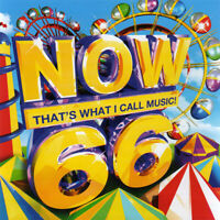 Various Artists : Now That's What I Call Music! 66 CD 2 discs (2007)