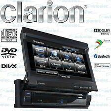 Clarion Car Video Monitors with Built - In Player