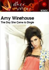 AMY WINEHOUSE: THE DAY SHE CAME TO DINGLE + TWO BONUSES ON DVD one shining night