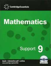 Cambridge Essentials Mathematics Support 9 Pupil's Book and CD-ROM, Timperley, S