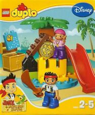 Lego Duplo 10604 Jake und die Nimmerland-Piraten – Schatzinsel NEUHEIT 2015 OVP*