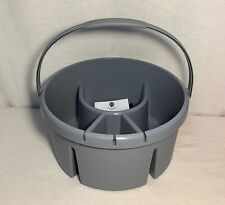 Joy Mangano Miracle Clean Caddy w/Handle Cleaning Supplies Organization