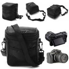 Hot Digital Camera Waterproof Black Case Shoulder Bag For Nikon SLR DSLR Camera