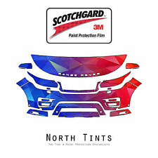 Range Rover Sport 2014-2017 PreCut 3M Scotchgard Paint Protection Clear Bra PPF
