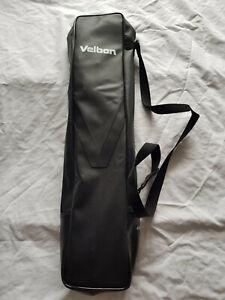 Camera Tripod Velbon CX-440 Compact 3-section Aluminium Silver / Black