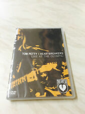 Tom Petty - The Last DJ Live At The Olympic (DVD, 2003) Brand New Sealed