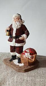 RETIRED Luville Originals. 2007 Bridbury Figurines, Santa Claus. #601568