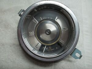 1953 Buick Gas & Oil Gauge, 50-70, Works