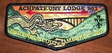 Far East Council Achpateuny Lodge 803 Contingent FLAP 2017 National Jamboree WOW
