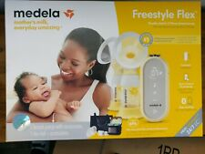 Medela Freestyle Flex Double Electric 2 Phase Breast Pump (Sealed, Never Open)
