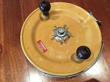 Vintage Fibreglass Snapper Fishing Reel Charles Alvey Marine Australia