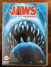 Michael Caine jaws the revenge ~ 1987 4 KILLER Tiburón Secuela GB DVD
