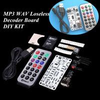 DC 3,3-5,4 V MP3 WAV Verlustfreie Decoderplatine DIY Kit Modul 72,9x36.8mm DMP-1