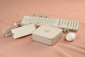 Apple Mac Mini 2,1 Core 2 Duo 1.83Ghz A1176 2007 4GB RAM 80GB Snow Leopard OS