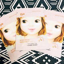 [Etude House] Collagen Eye Mask Patch 3pcs Set Masks Eye Care Korea Cosmetics