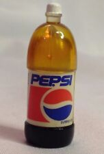TYCO Kitchen Littles Mini Mart PEPSI Soda Cola ~ Barbie Dollhouse Grocery