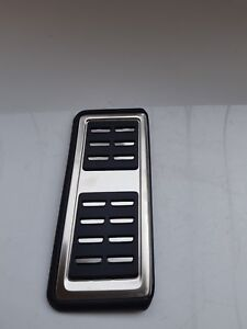 8X1864419A Original A1 S1 Audi Sportpedalabdeckung Fußstütze Edelstahl