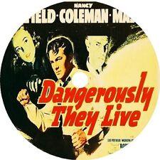Dangerously They Live - John Garfield Nancy Coleman Raymond Massey - Rare 1941
