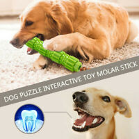 Pet Dog Chew Toys Aggressive Chewer Training Tooth Cleaning Pet Molar Toy